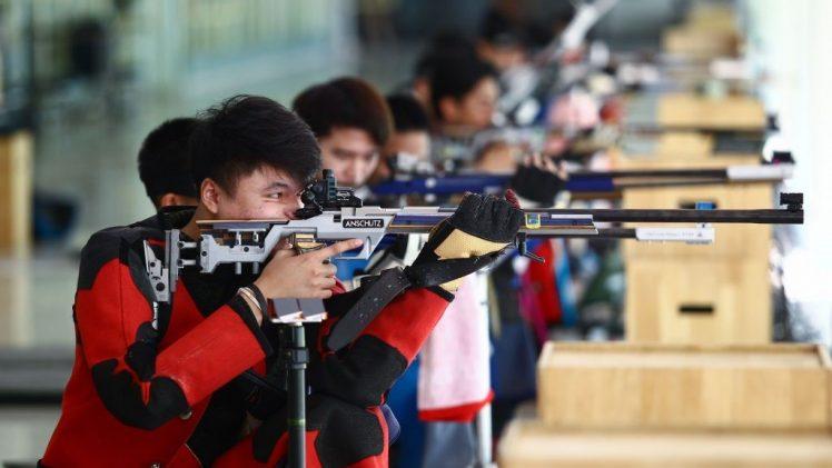 กีฬายิงปืน การประลองความแม่นยำที่ติดตามชม