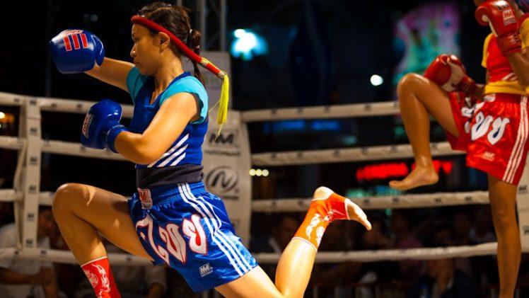 สุภาพสตรียุคใหม่ กับความสนใจในกีฬาศิลปะการต่อสู้