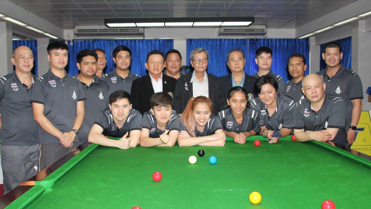 กีฬาสนุกเกอร์ อีกกีฬาน่าสนใจที่นักสอยคิวไทยกำลังทำผลงานได้ดี